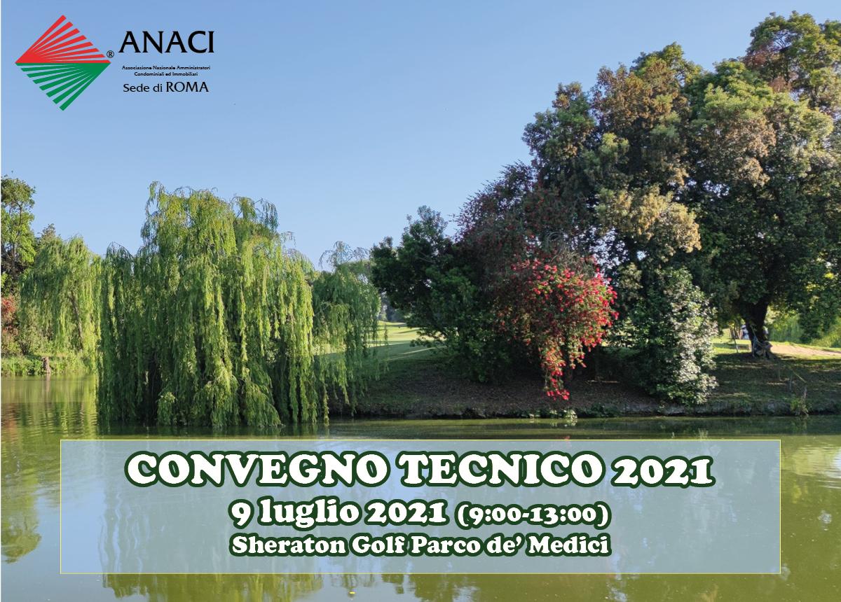 Convegno Tecnico 2021