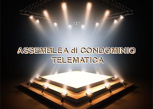 Assemblea di condominio telematica