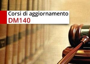 Corso di Aggiornamento per amministratori Dm 140.