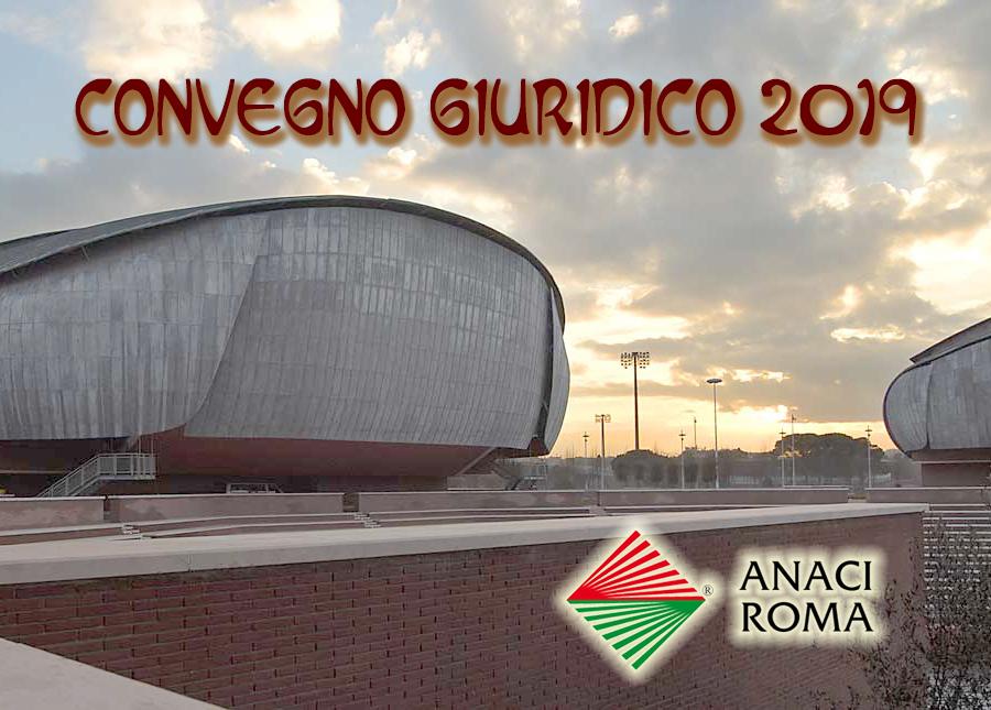 CONVEGNO GIURIDICO 2019