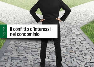 Conflitto interessi condominio