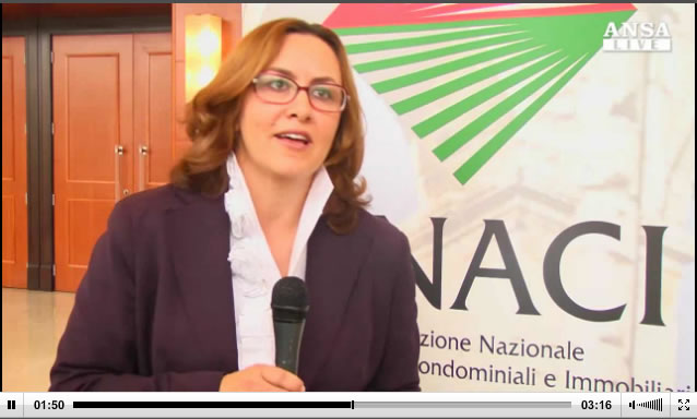 Intervista a Rossana De Angelis, presidente Anaci Roma