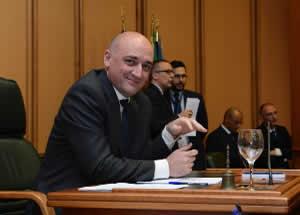 incontro presidente consiglio regionale lazio
