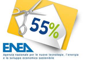 DETRAZIONI FISCALI 55%