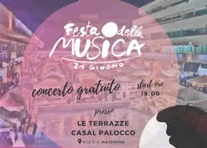 festa della musica roma 2019