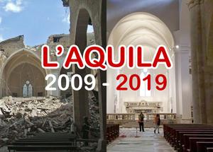 L'AQUILA 2019.