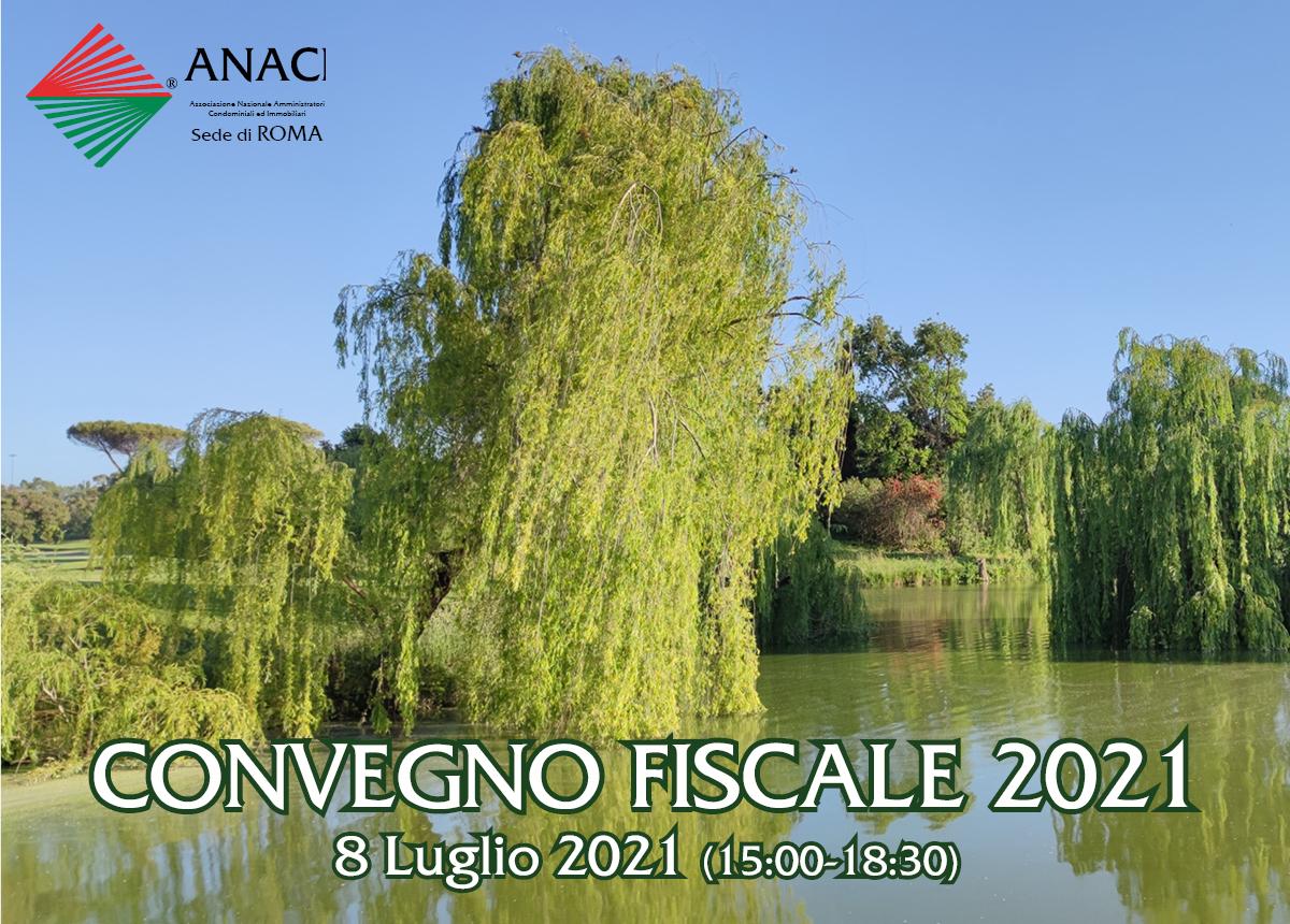 Convegno Fiscale 2021