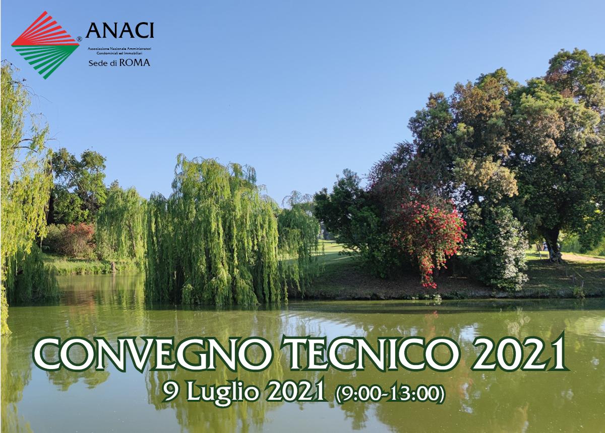 Convegno Tecnico2021