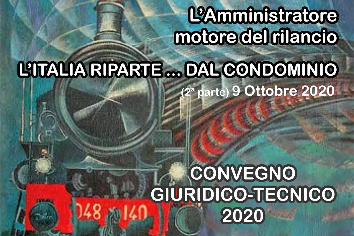 Convegno Giuridico-Tecnico 2020