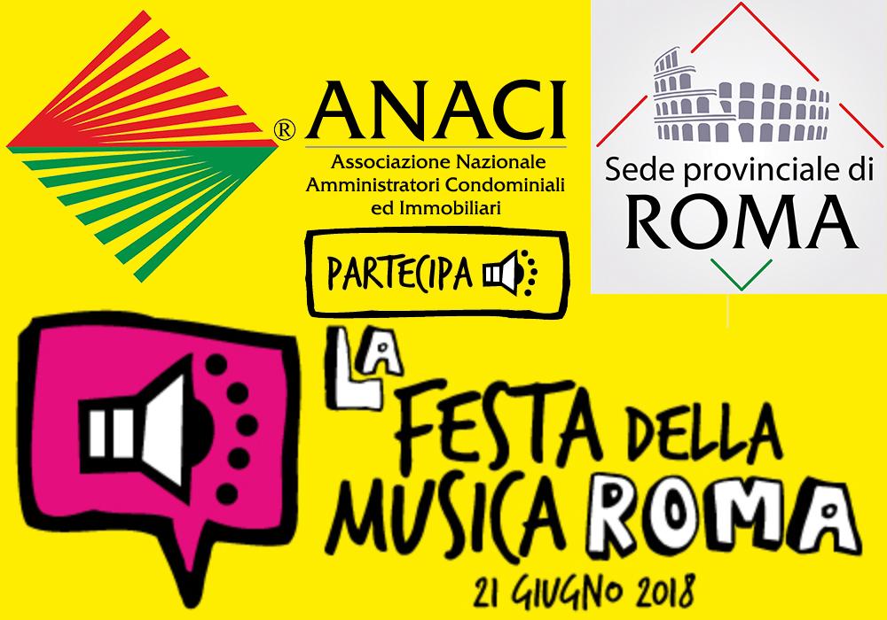 festa della musica roma 2018