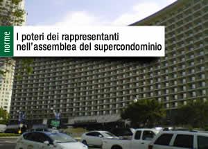 poteri rappresentanti supercondominio