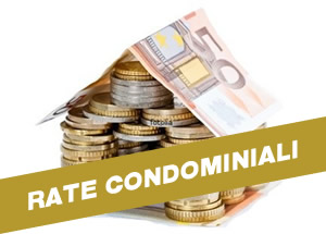 riscossione rate condominiali