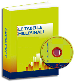 modifica tabelle millesimali