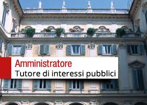 tutore di interessi pubblici